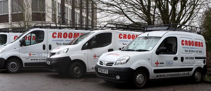 Croombs Electrical Basingstoke