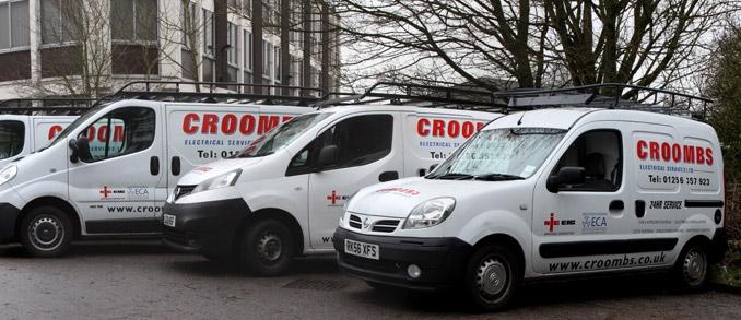 Croombs Electrical Basingstoke